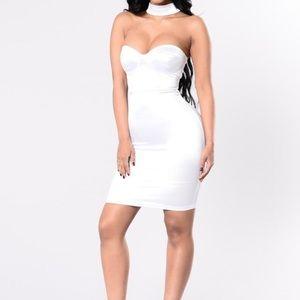 Fashion Nova Dresses & Skirts - White Mini Dress