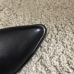 Shoes - Detailed black booties