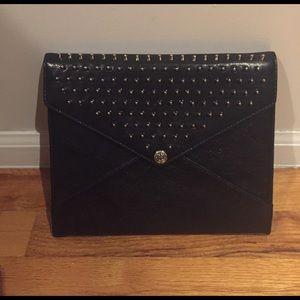 Rebecca Minkoff spike studded leather iPad case