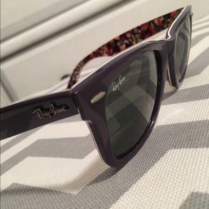 Ray-Ban Accessories - Ray-ban Limited Edition Wayfarer Sunglasses