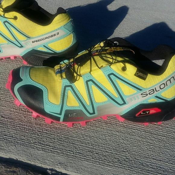 le dernier 3476d 8792e Salomon Speedcross Trail Running Shoes Wmn 9