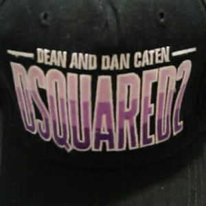 DSQUARED Accessories - DSQUARED2 SHADES OF PURPLE HAT