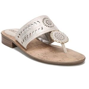 Sam & Libby Shoes - Sam+Libby gold sandals