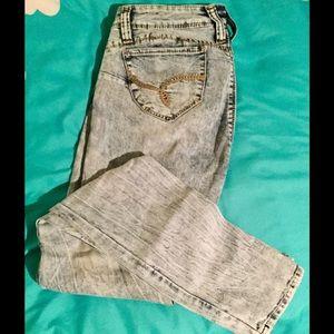 YMI Denim - Never worn Stretch skinny jeans