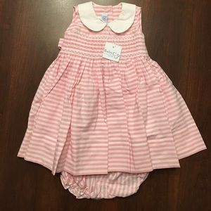 Baby CZ Other - New baby CZ 2 piece dress / 12-18M