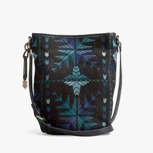 Lucky Brand Handbags - 💫🆕Lucky Brand Asha Bucket Black Cross Body Bag💫