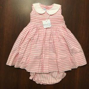 Baby CZ Other - New baby CZ 2 piece dress / 6-12M