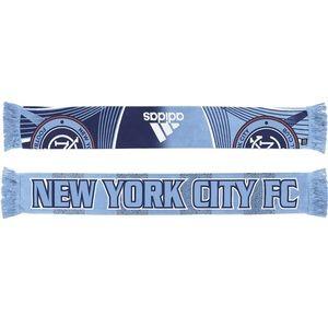 New York City FC Soccer Coach's Scarf NWT MLS