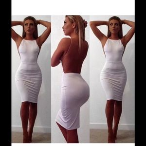 Dresses & Skirts - ⚡️SALE⚡️Gorgeous HOT WHITE DRESS