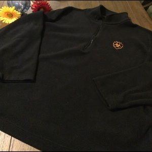 Ariat Other - Ariat Fleece 1/4 Zip Pullover