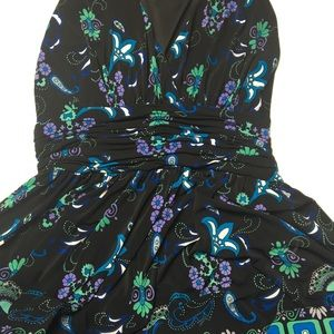 Evan Picone Dresses & Skirts - Gorgeous Paisley Swing Dress 🍃