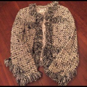 Allen B. Tweed blazer