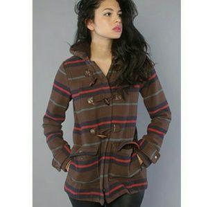 Obey Jackets & Blazers - 💚SALE💚 Obey Propaga Paddington Duffle jacket  XS