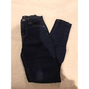 Forever21 High Waist Jeans