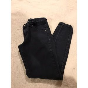 Forever21 black skinny jeans