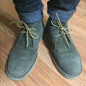 Robert Wayne Other - Suede Desert Boots 9.5 Chukka Clarks Style