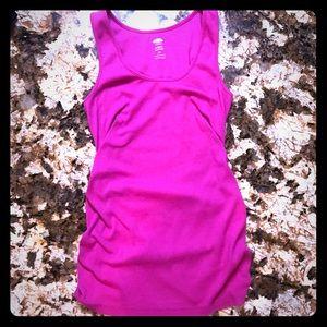 Motherhood Maternity Tops - Maternity tank/ 3 bra bundle
