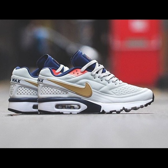 Men's Nike Air Max BW Ultra SE Sneaker Shoes Pure Platinum
