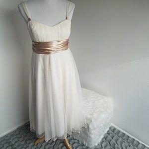 Speechless Dresses & Skirts - Short white and sparkle dress Size 11