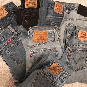 Levi's Denim - Vintage jeans!