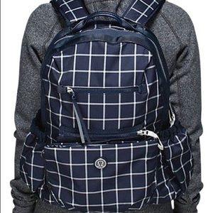 Lululemon back to class backpack
