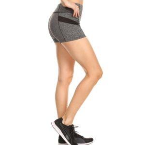 """Pants - NWT 3"""" Yoga Running Workout Shorts"""