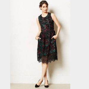 Anthropologie Dresses & Skirts - Wolven Anthropologie Terrace Sheath Dress Sz 2