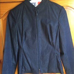 INC International Concepts Jackets & Blazers - ❌NEW INC Denim Blazer Sz 10