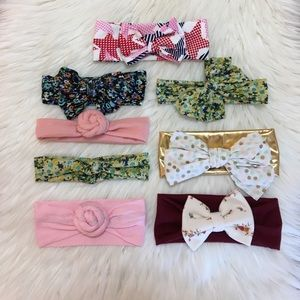 Other - CLEARANCE! Headbands for 3-6M!