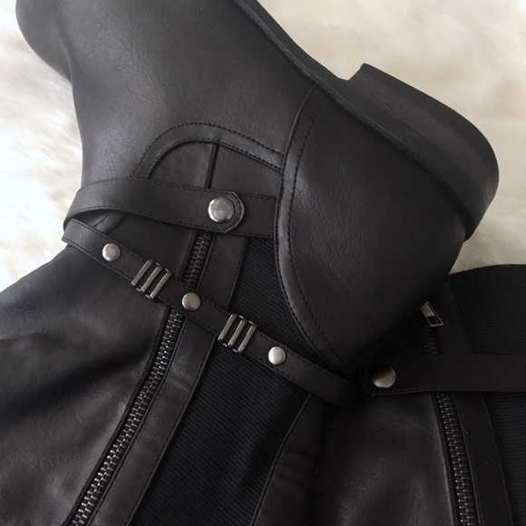 Catherines Shoes - Wide Calf Riding Boots