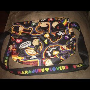 Harajuku Lovers Handbags - Harajuku Lovers Bag by Gwen Stefani