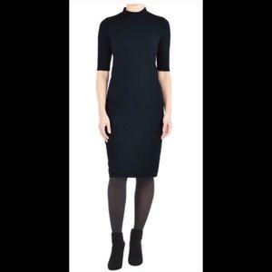 eshakti Dresses & Skirts - New Eshakti Black Bodycon Sheath Midi Dress L 14