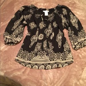 MM Couture Tops - Mm couture blouse