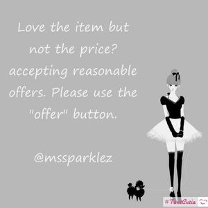 Make an offer (see description for exclusions)
