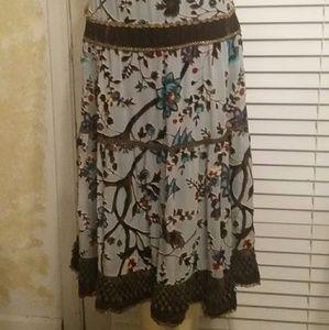 ECI Dresses & Skirts - Bohemian Skirt