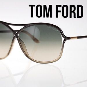 Tom Ford Accessories - Tom Ford TF0185 Sonja Women's Oversize Sunglasses