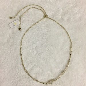 Kendra Scott Jewelry - Kendra Scott Gold Debra Choker Necklace