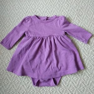 Primary Other - Primary Brand Dress Long Sleeve Onesie Under