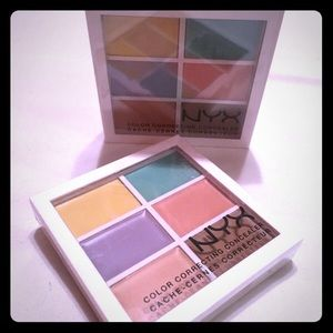NYX Other - 🌸💐NYX Color Correcting Concealer SET OF 2