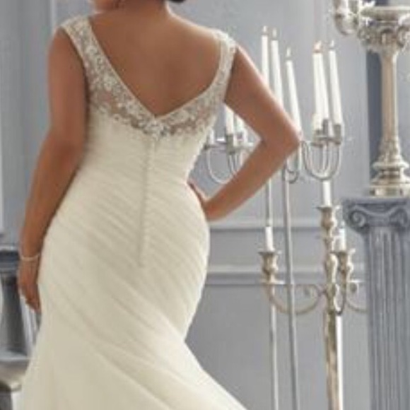 Mori Lee Plus Size Dresses 103