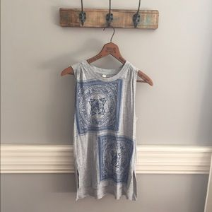 Anthropologie Tops - NWT Anthropologie Butterfly Tank