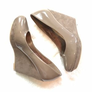 H&M Almond Toe Wedges