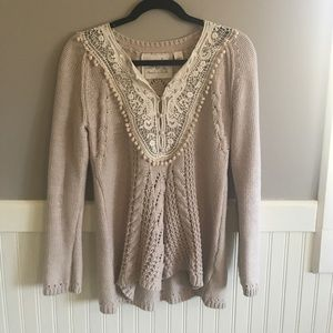 angel of the north Sweaters - Anthropologie Knit Sweater