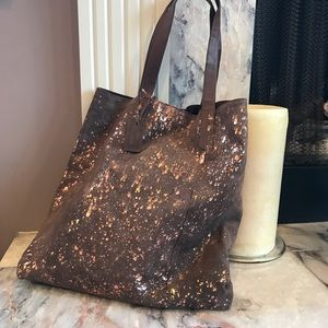Cristine's Handbags - Buttery Soft Suede Tote 👜 IN TWO COLORS