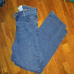 Eddie Bauer classic fit jeans