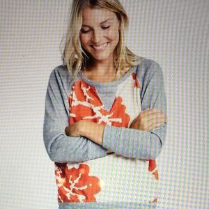 Karen Zambos Tops - NWT RETAIL Karen Zambos Abba printed sweatshirt