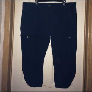 Woolrich Pants - Cargo capris