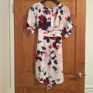 Closet Dresses & Skirts - Closet London Kimono Floral Dress