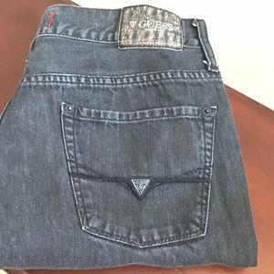 Guess Other - Men's Black Guess Jeans
