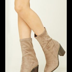 Forever 21 Shoes - NEW SOCK BOOTS!!!